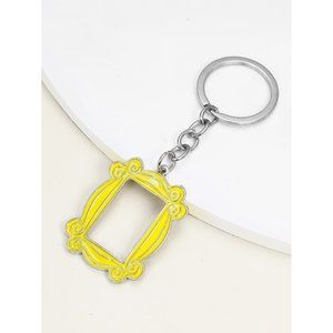 FRIENDS Picture Frame Keychain NEW